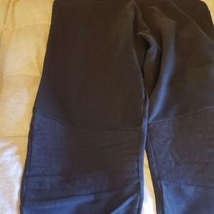 Victoria Secret Moto Leggings